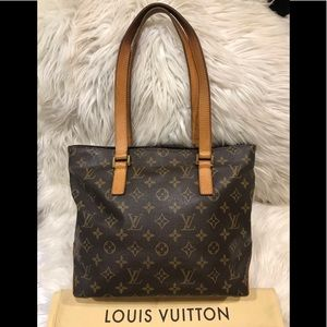 Authentic Louis Vuitton Cabas Piano #1.1M